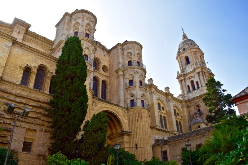 What to do in Malaga? Visit Malaga Cathedral