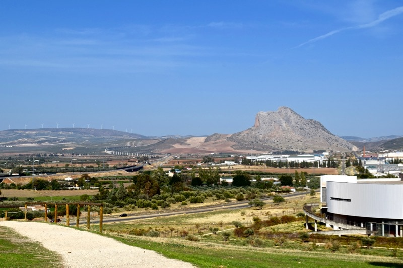 Lovers Rock in Antequera, Spain