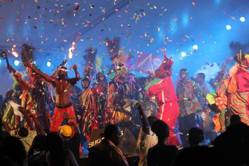 St Kitts and Nevis Carnival