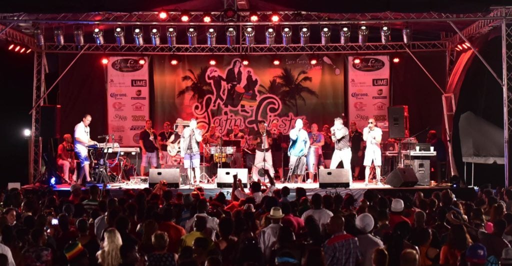 Latin Festival St Kitts
