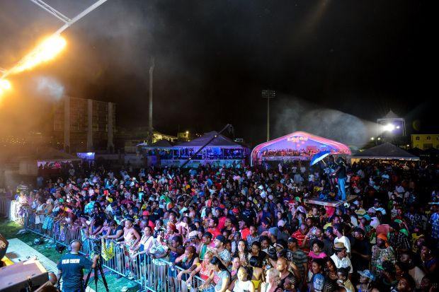 St Kitts Music Festival 2017