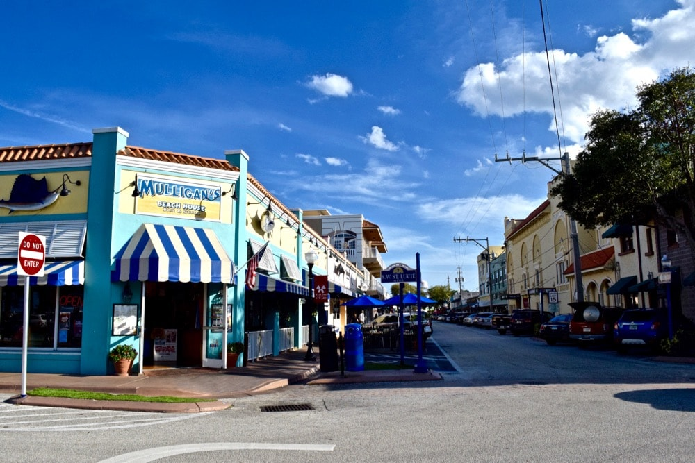 Downtown Stuart, Martin County, Florida
