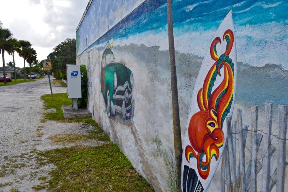 Hobe Sound murals