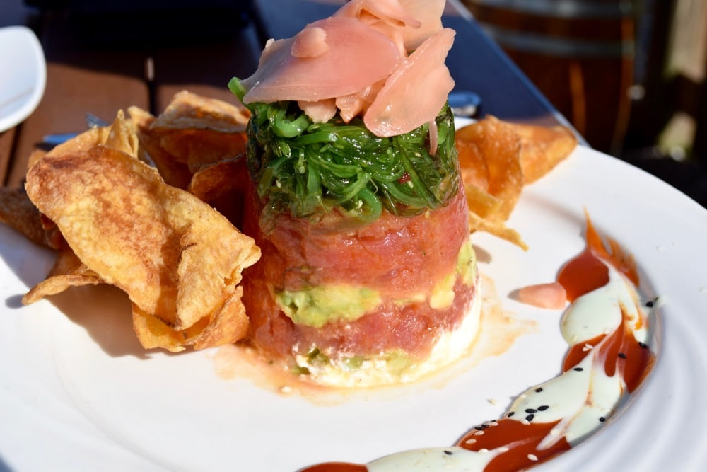 Tuna Stack at Stuart Boathouse, Martin County, Florida