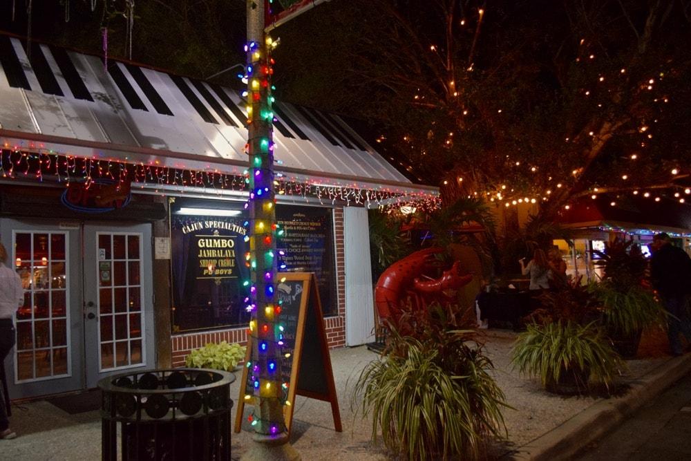 Taste of Jensen Festival, Martin County, Florida