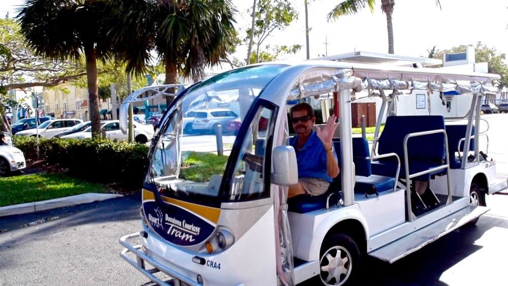 Stuart Tram, Stuart Martin County, Florida