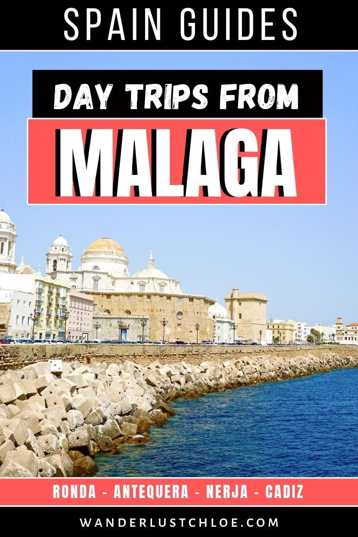 Best Day Trips From Malaga, Spain