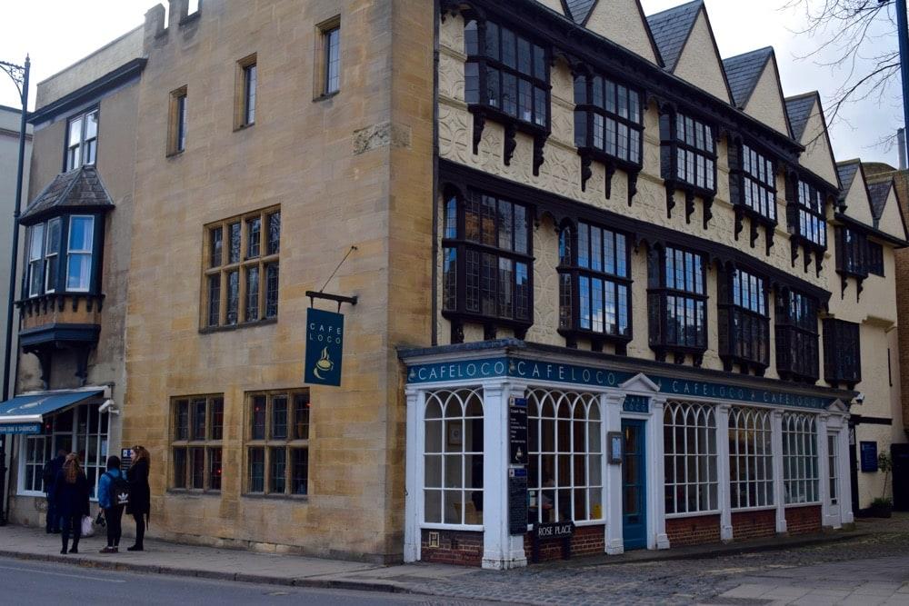 Cafe Loco, Oxford