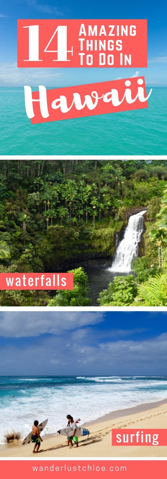 Amazing Things To Do In Hawaii