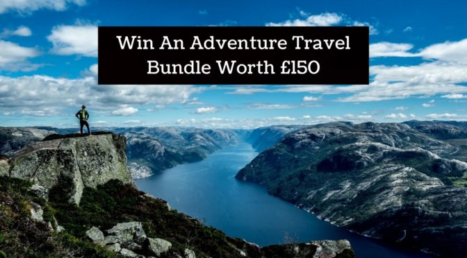 Win A Trespass Adventure Travel Bundle Worth £150