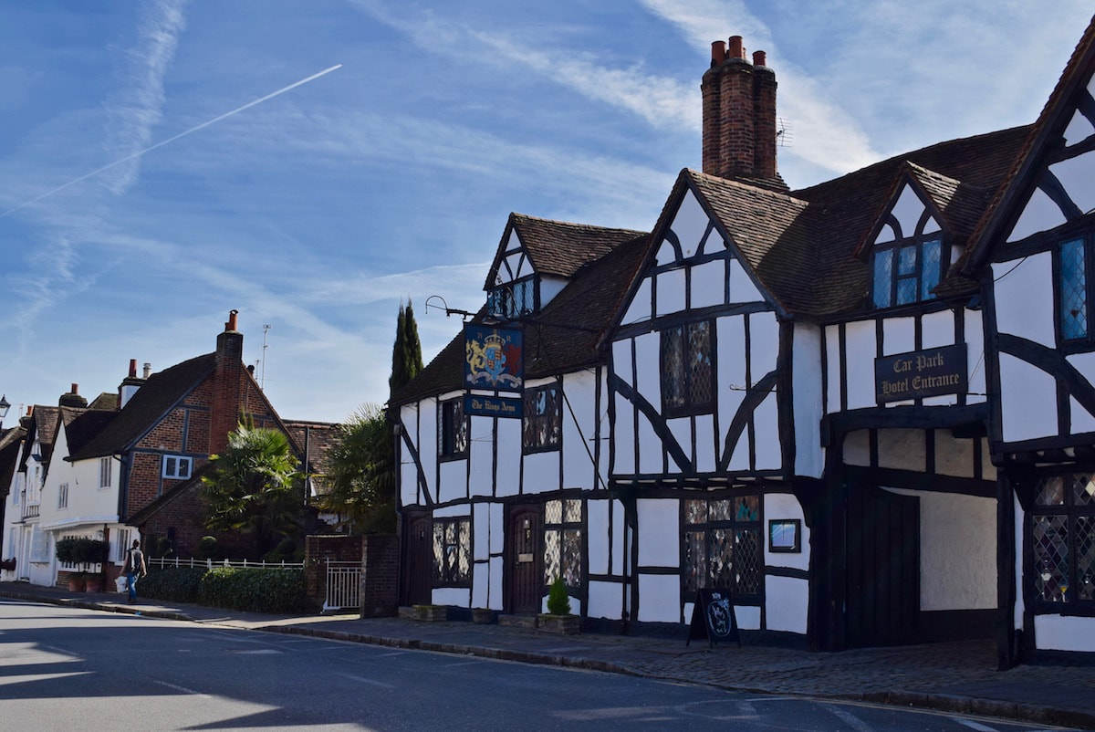 The Kings Arms Hotel, Amersham