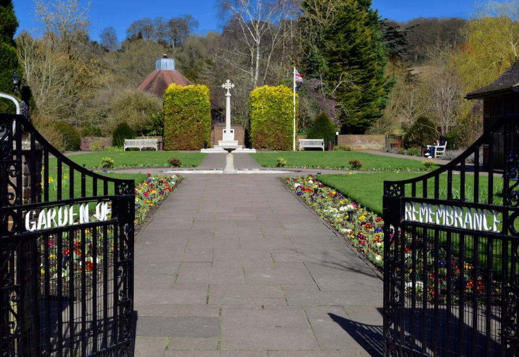 Gardens of Remembrance, Amersham