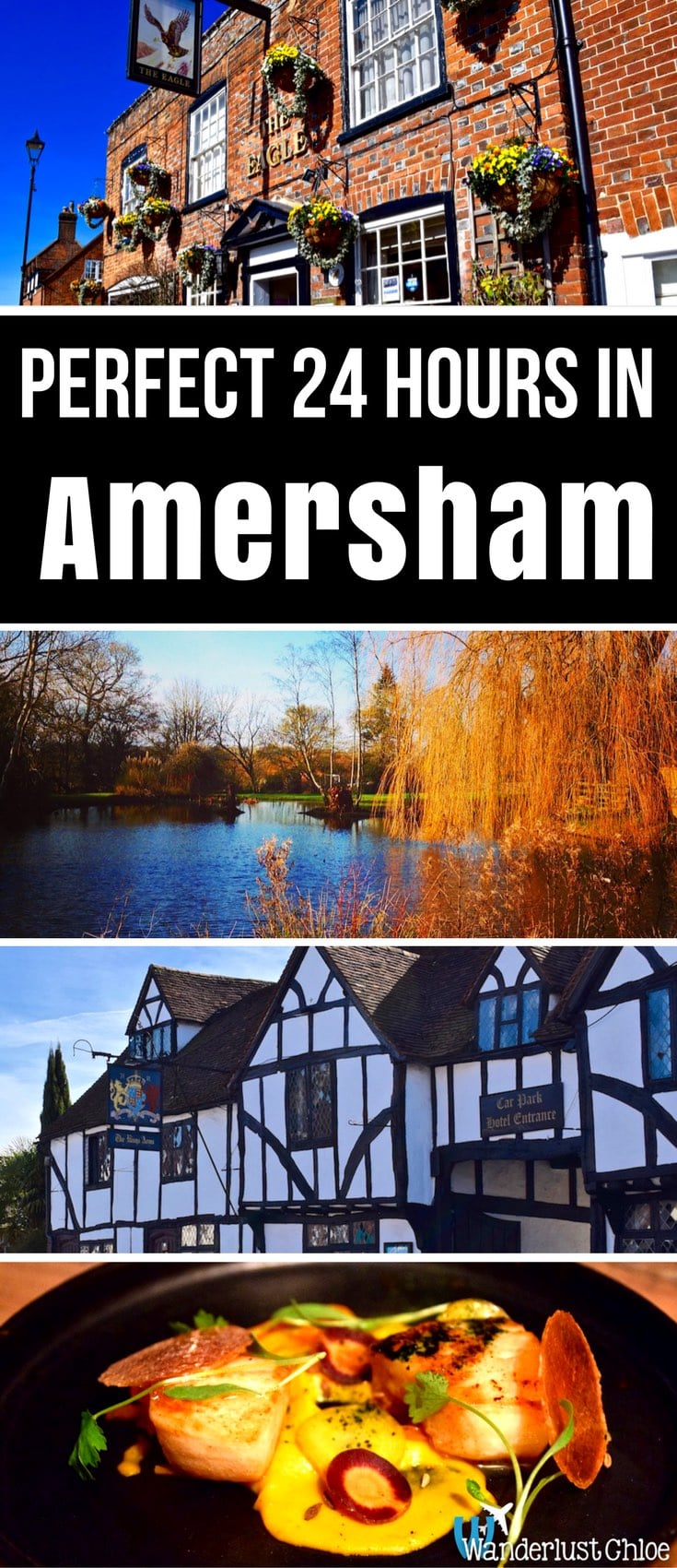 Perfect 24 Hours In Amersham