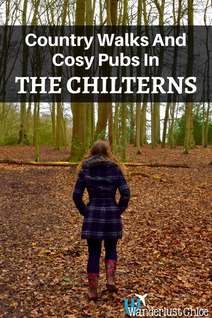 Country Walks and Cosy Pubs In The Chilterns, England