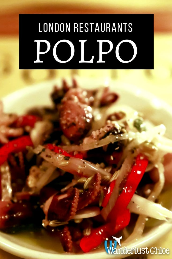London Restaurant Review: Polpo, Notting Hill