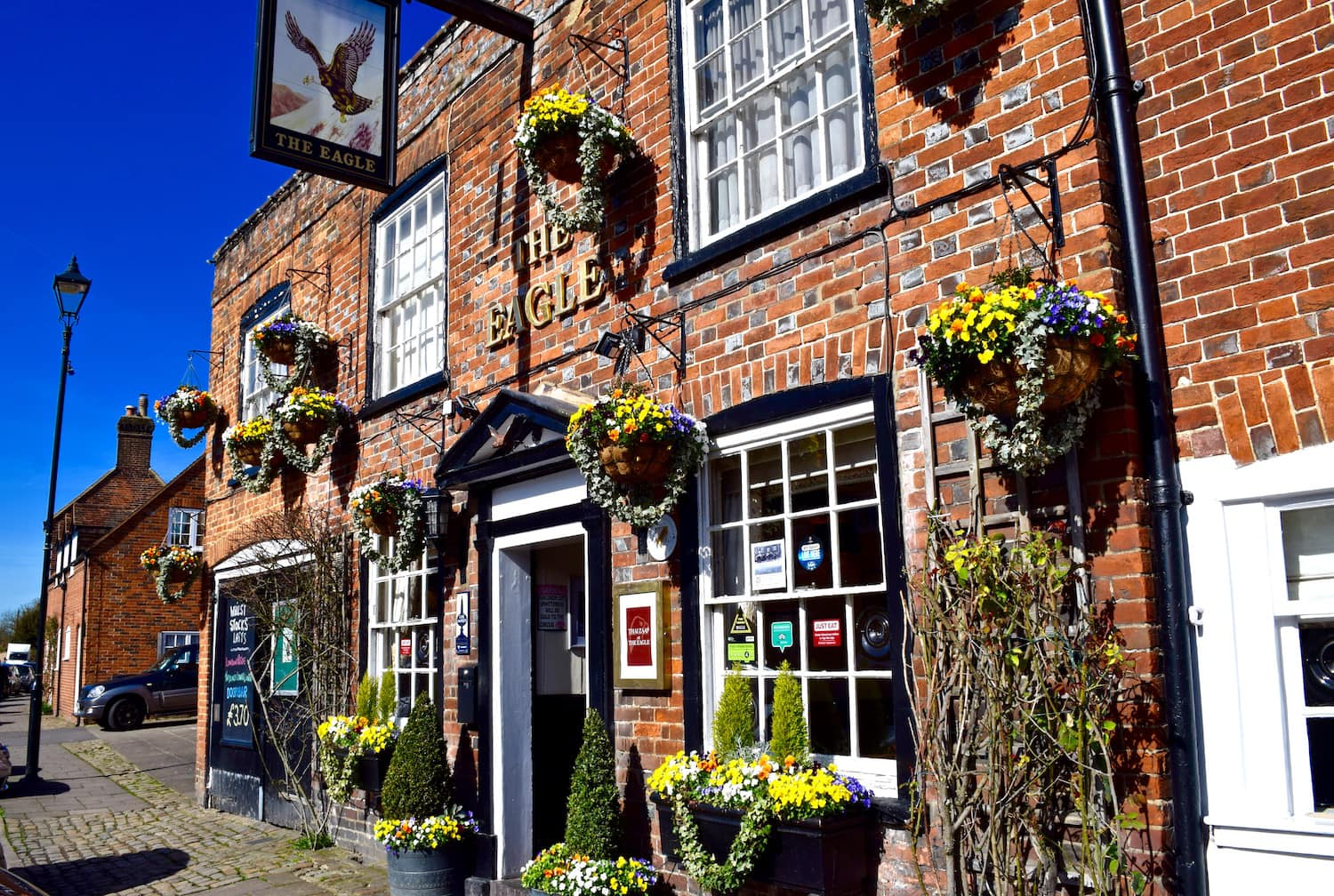 The Eagle, Amersham