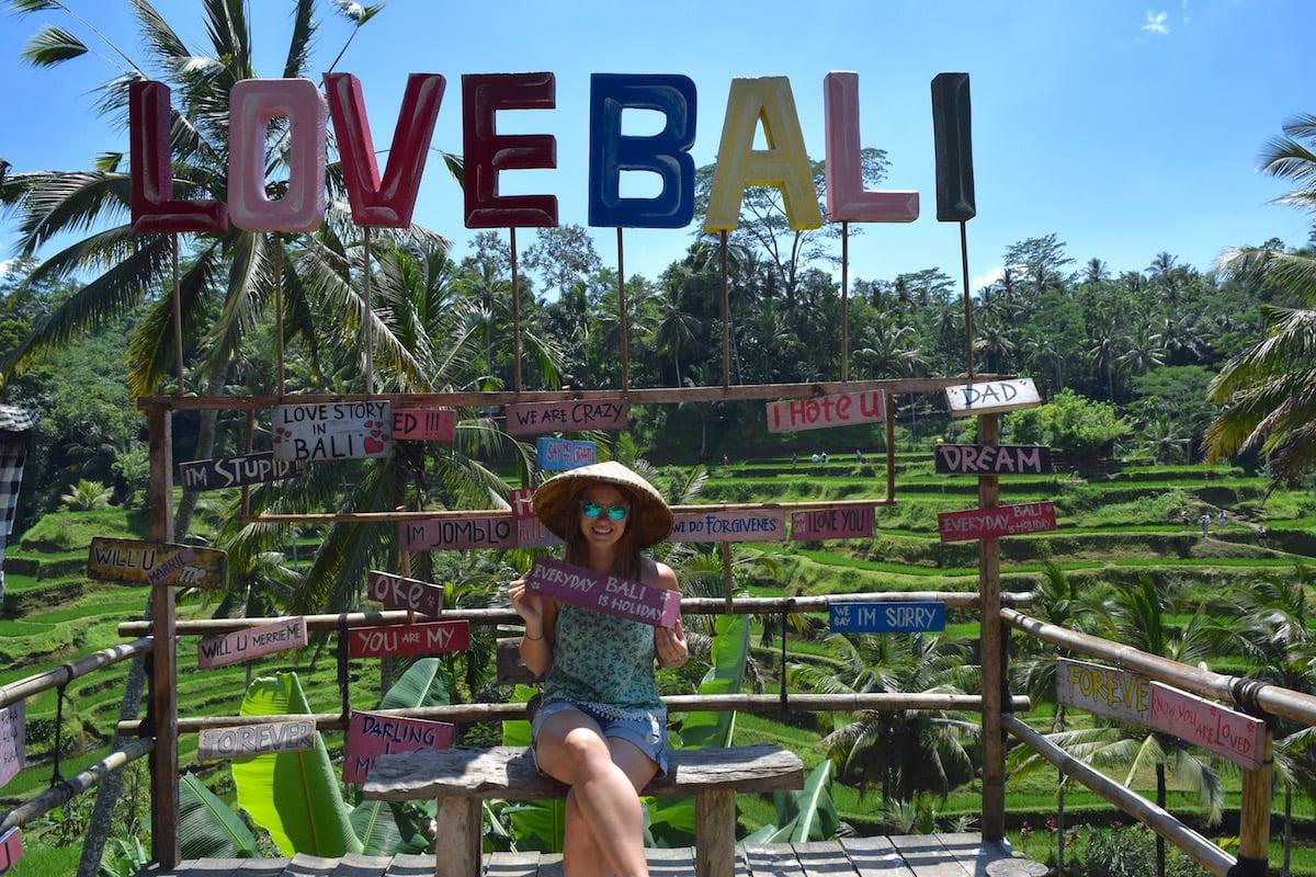 Love Bali! I doooo