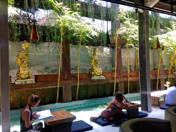 Clean Cafe, Ubud, Bali
