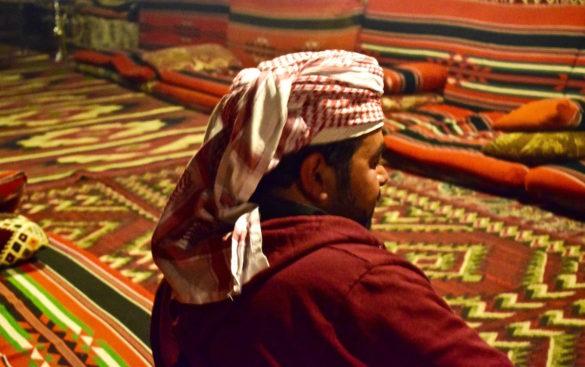 Bedouin camp, Jordan