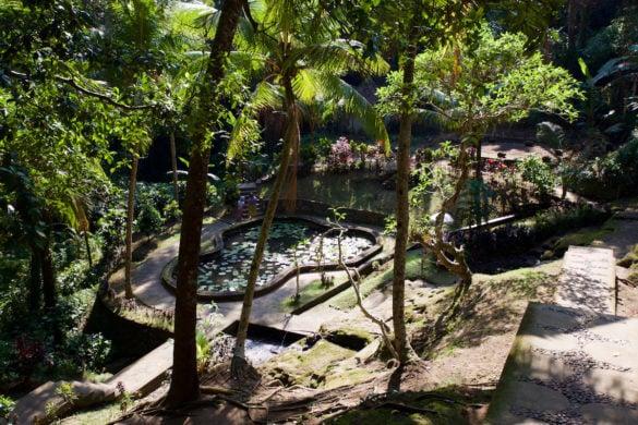 Goa Gajah, near Ubud, Bali