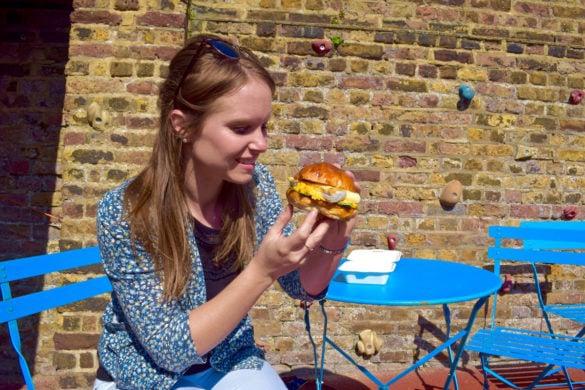 Total foodie joy at Hampstead Market