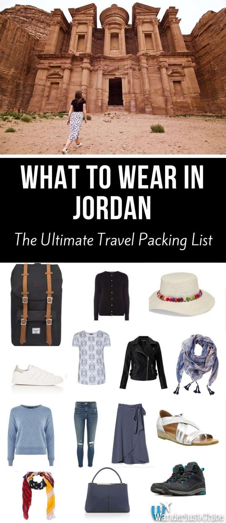 What To Wear In Jordan - The Ultimate Travel Packing List
