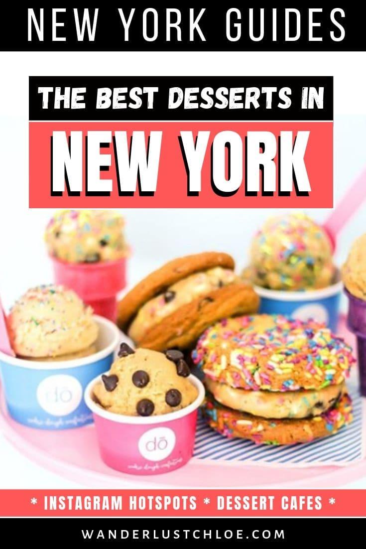 The Best New York Desserts