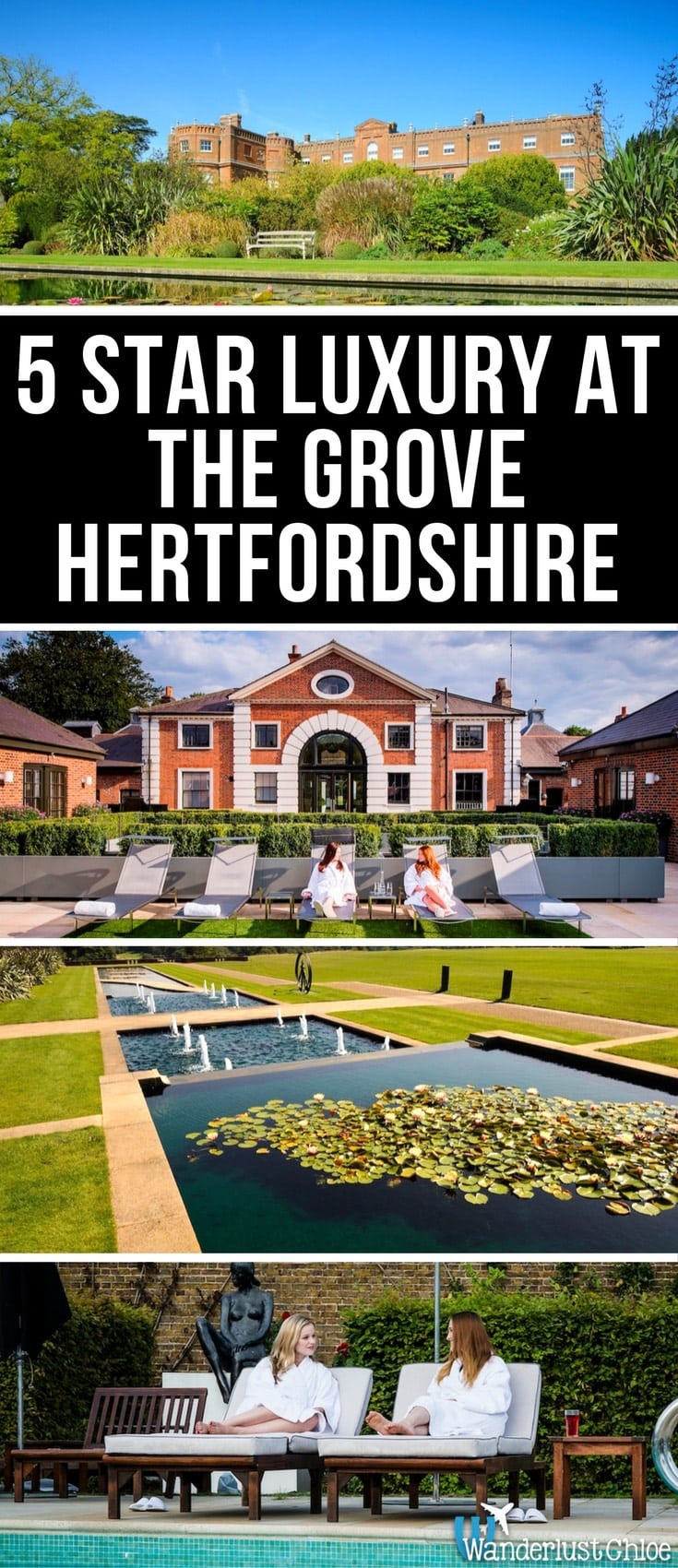 The Grove Hotel, Hertfordshire,England