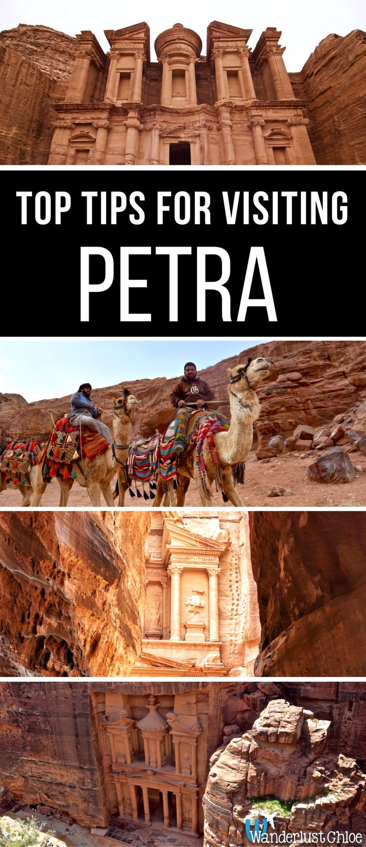 Top Tips For Visiting Petra