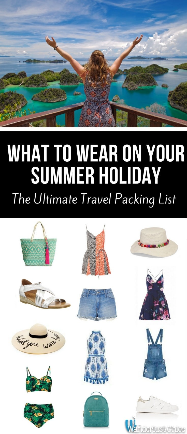What To Wear On Your Summer Holiday