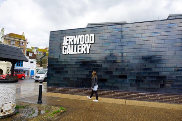 Jerwood Gallery, Hastings