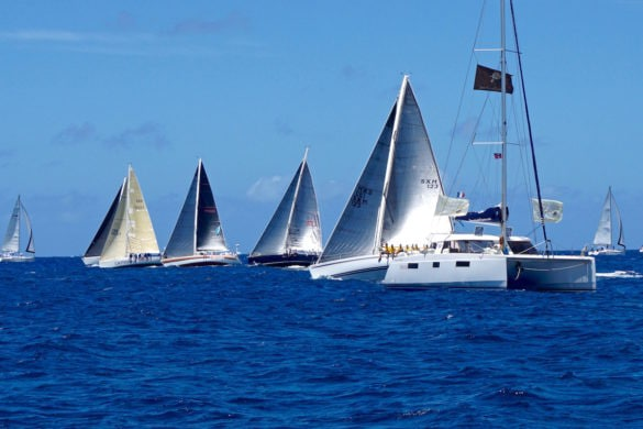 Antigua Sailing Week 2017