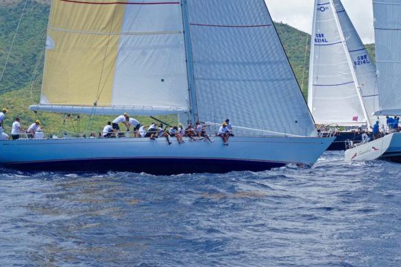 Antigua Sailing Week 2017
