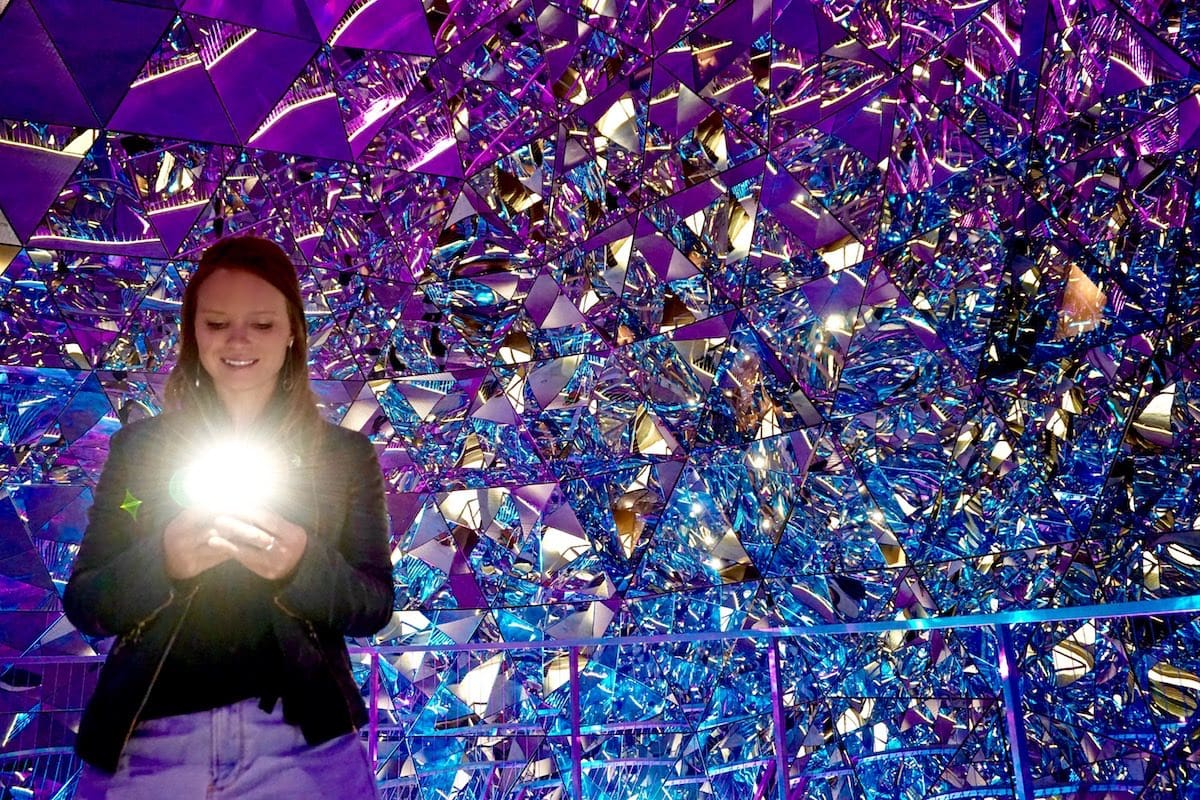 The Crystal Dome at Swarovski Crystal Worlds, Austria