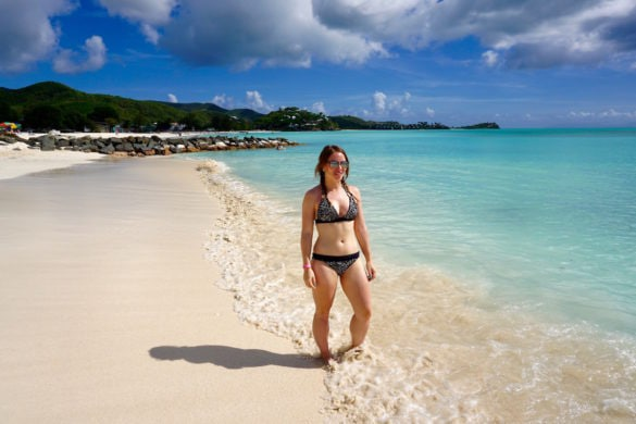 Antigua's beaches are some of the best in the Caribbean