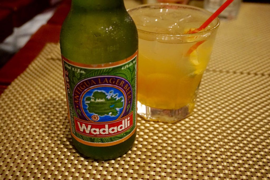 Wadadli - Antigua's local beer