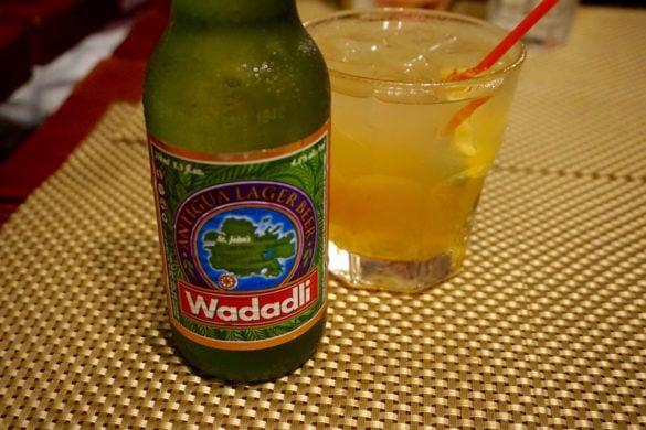Wadadli - Antigua's local beer