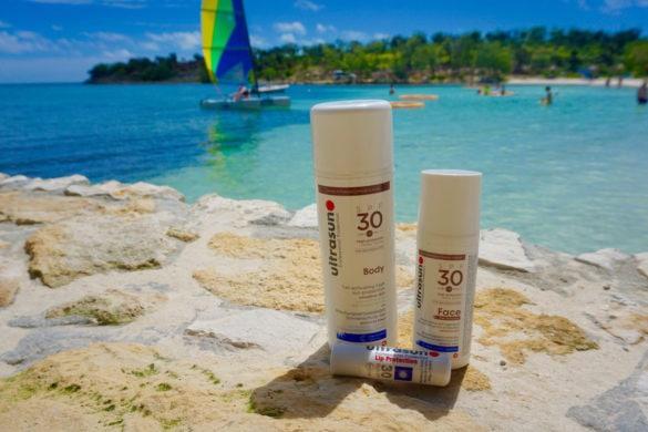 Ultrasun Tan Activator Suncream