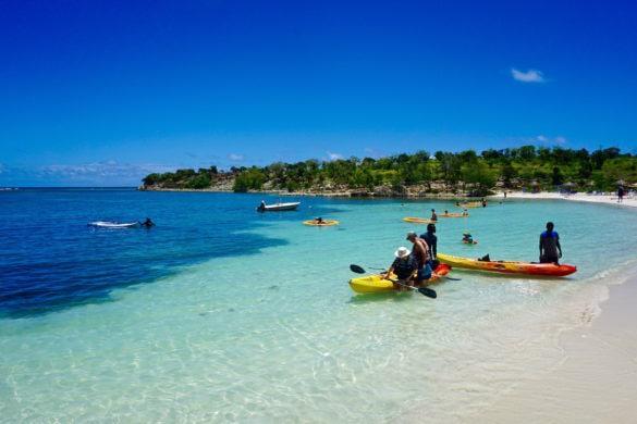 Beach at The Verandah Resort and Spa, Antigua