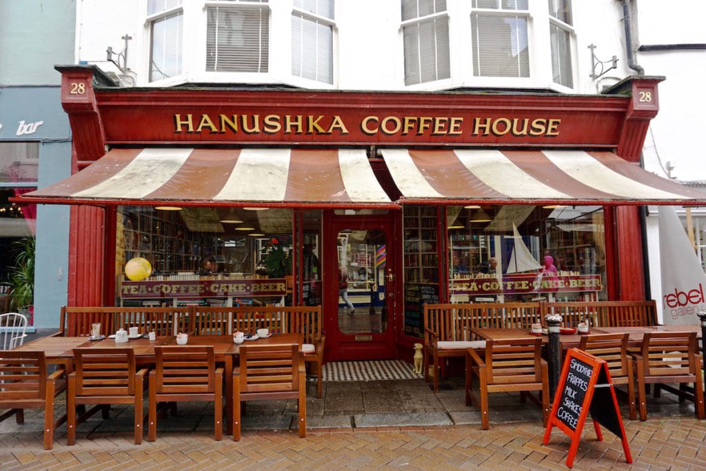 Hanushka Coffee House, Hastings