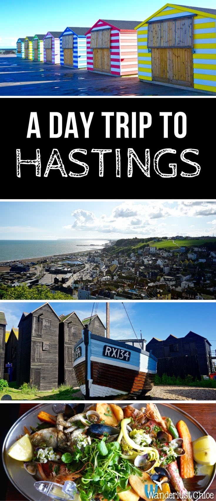 A Day Trip To Hastings