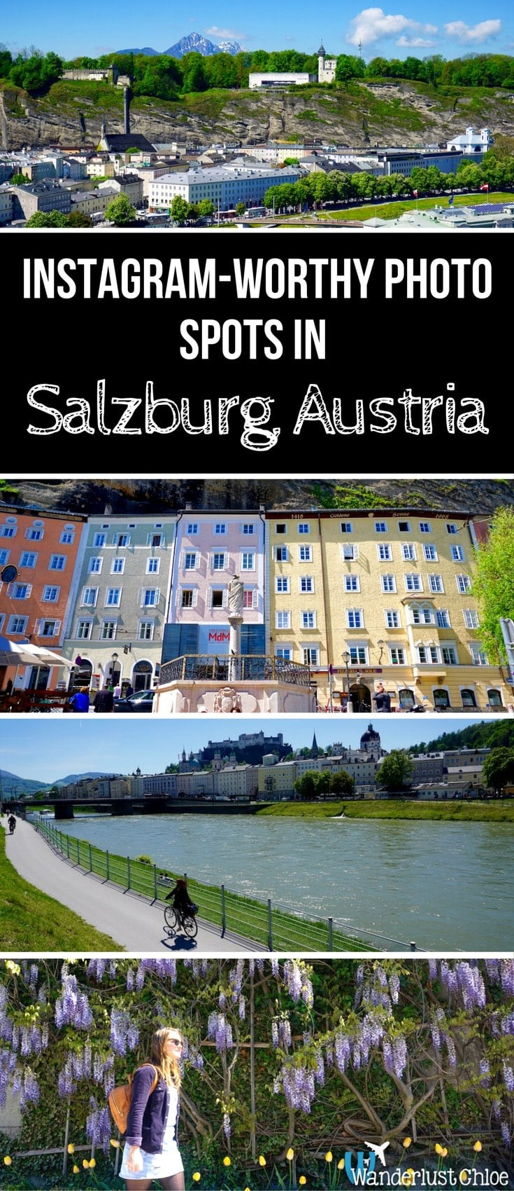 Instagram-Worthy Photo Spots In Salzburg, Austria