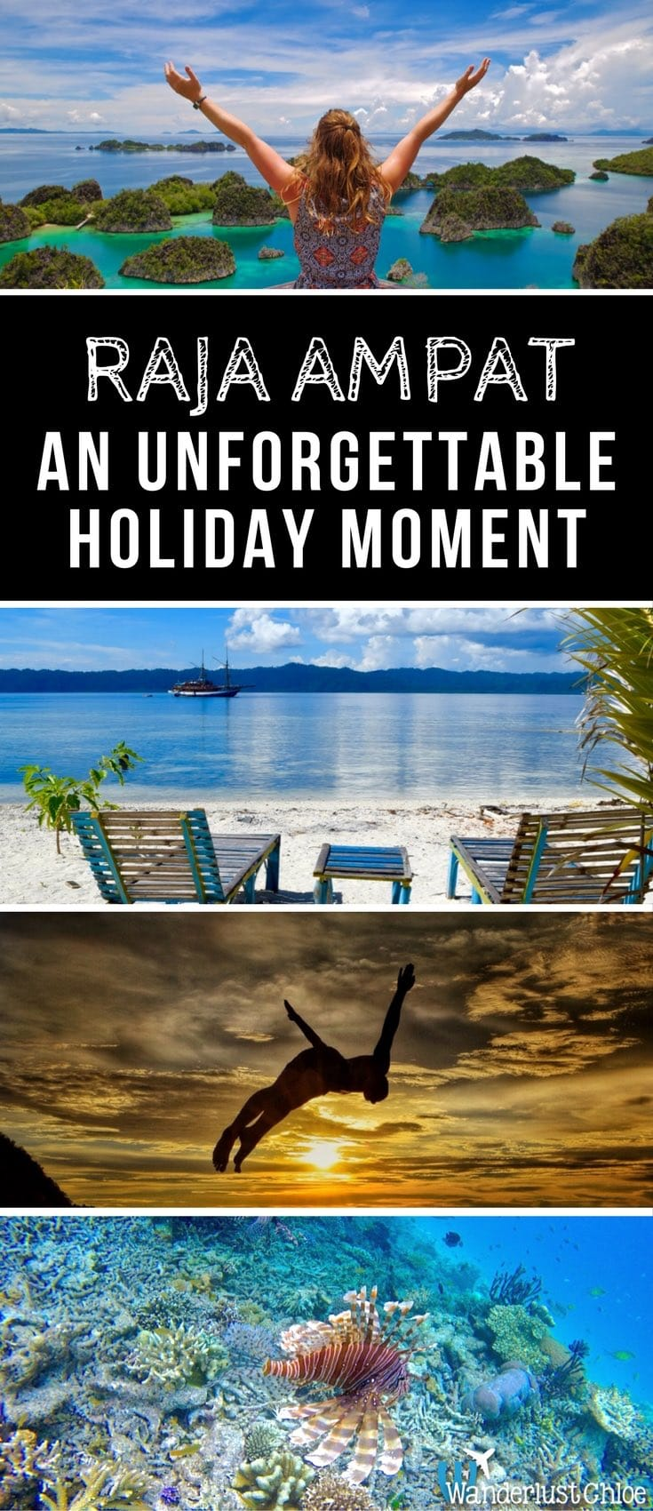 Raja Ampat, Indonesia - An Unforgettable Holiday Moment