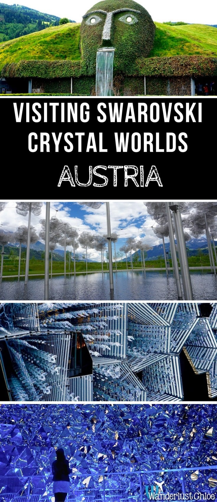 Read This Before Visiting Swarovski Crystal World In Austria