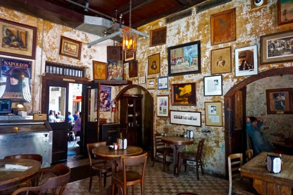 Napoleon House Restaurant, New Orleans