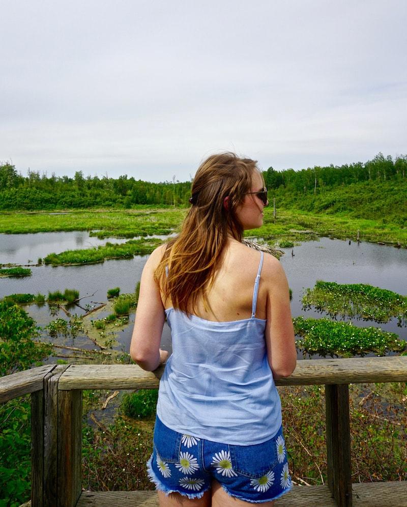 Exploring Elk Island National Park, Canada