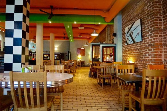 Blue Plate Diner, Edmonton