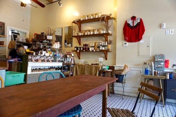 Arrow Cafe, New Orleans