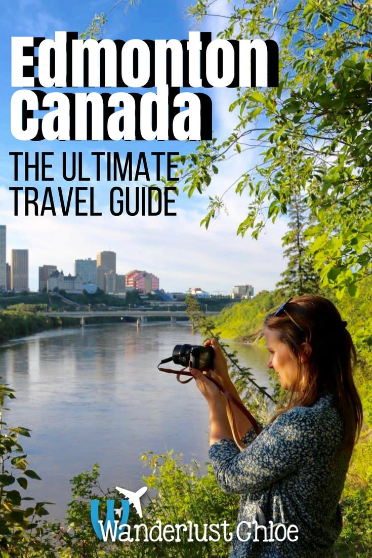 Edmonton, Canada: The Ultimate Travel Guide