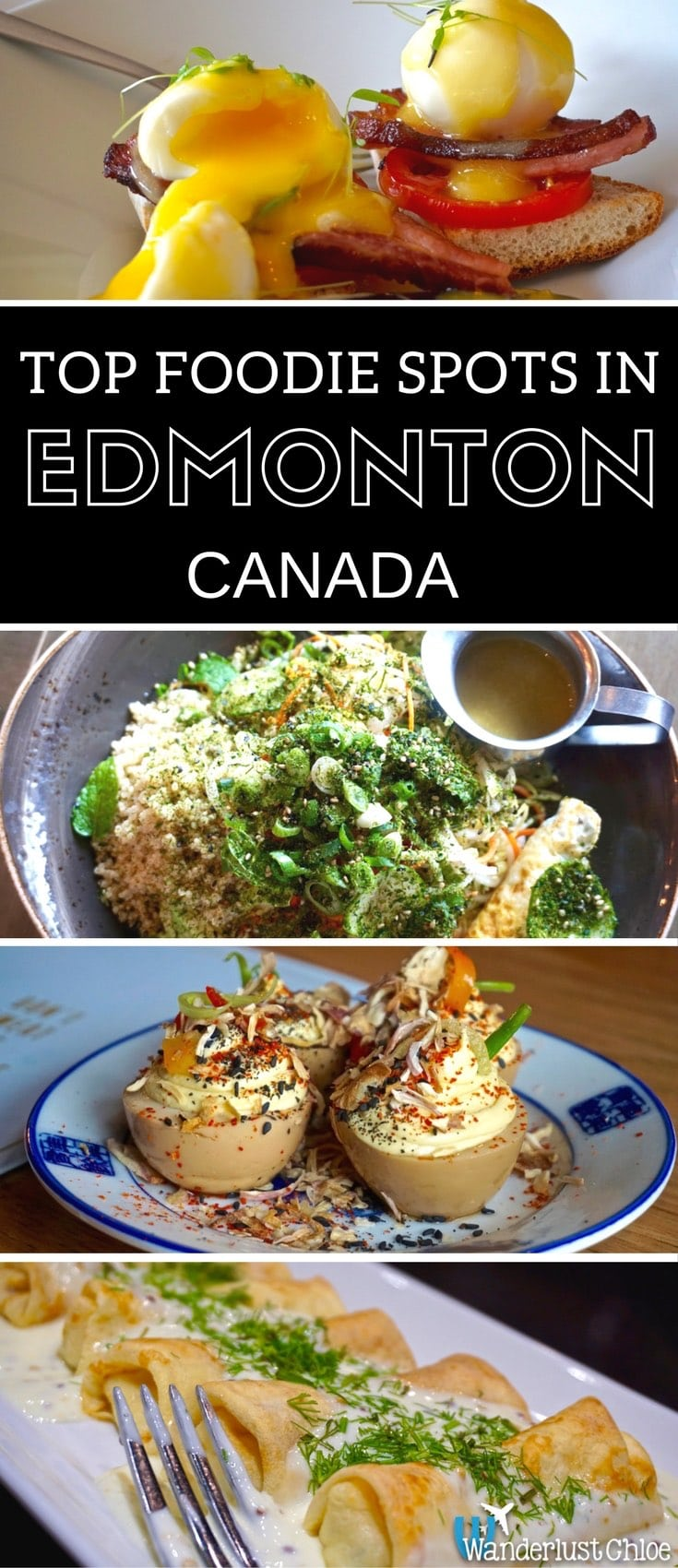 Top Foodie Spots In Edmonton Canada